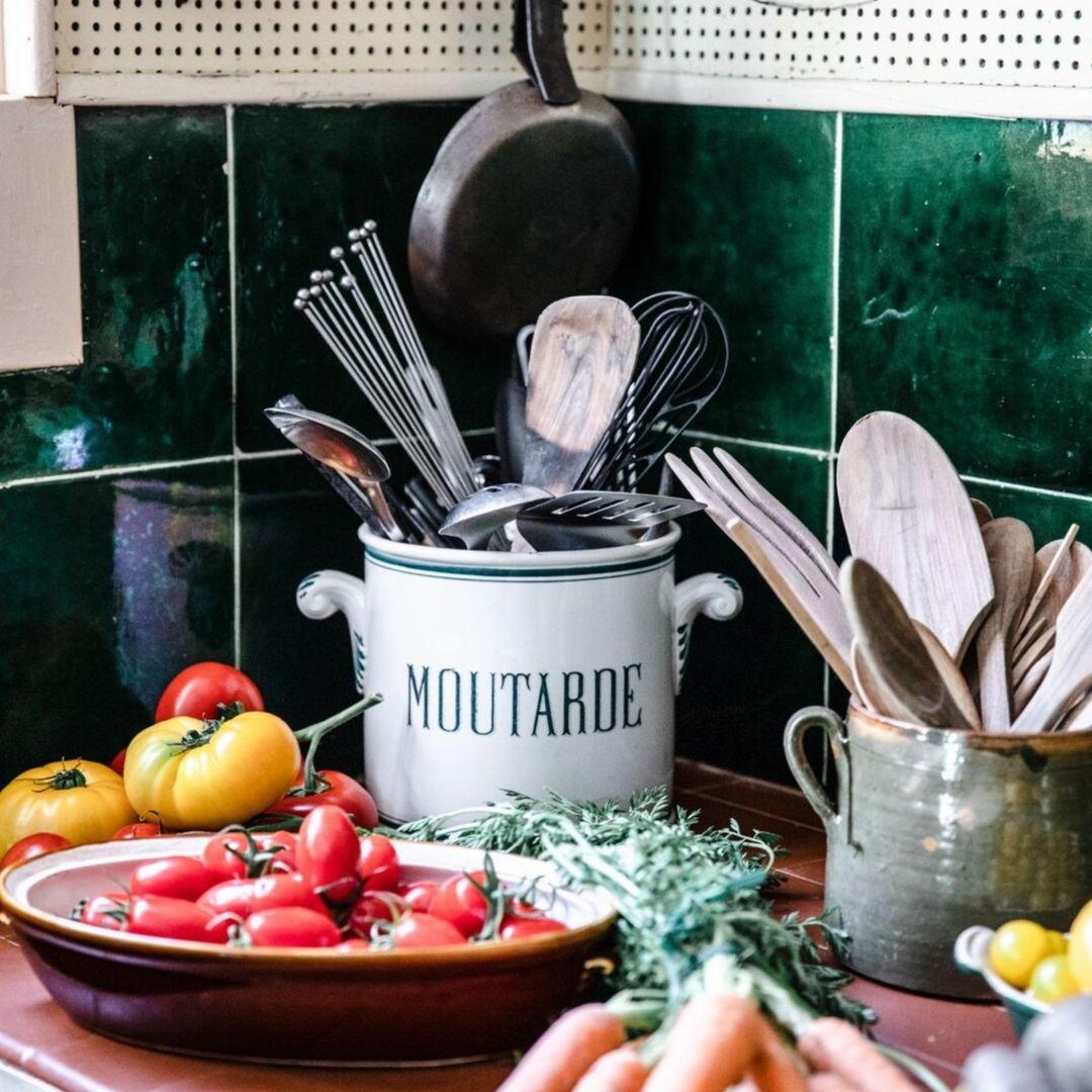 Courageous Cooking School -