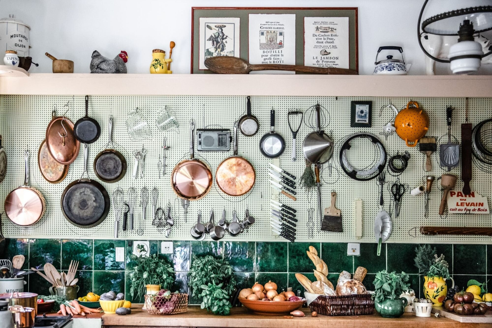 Courageous Cooking School La Peetch