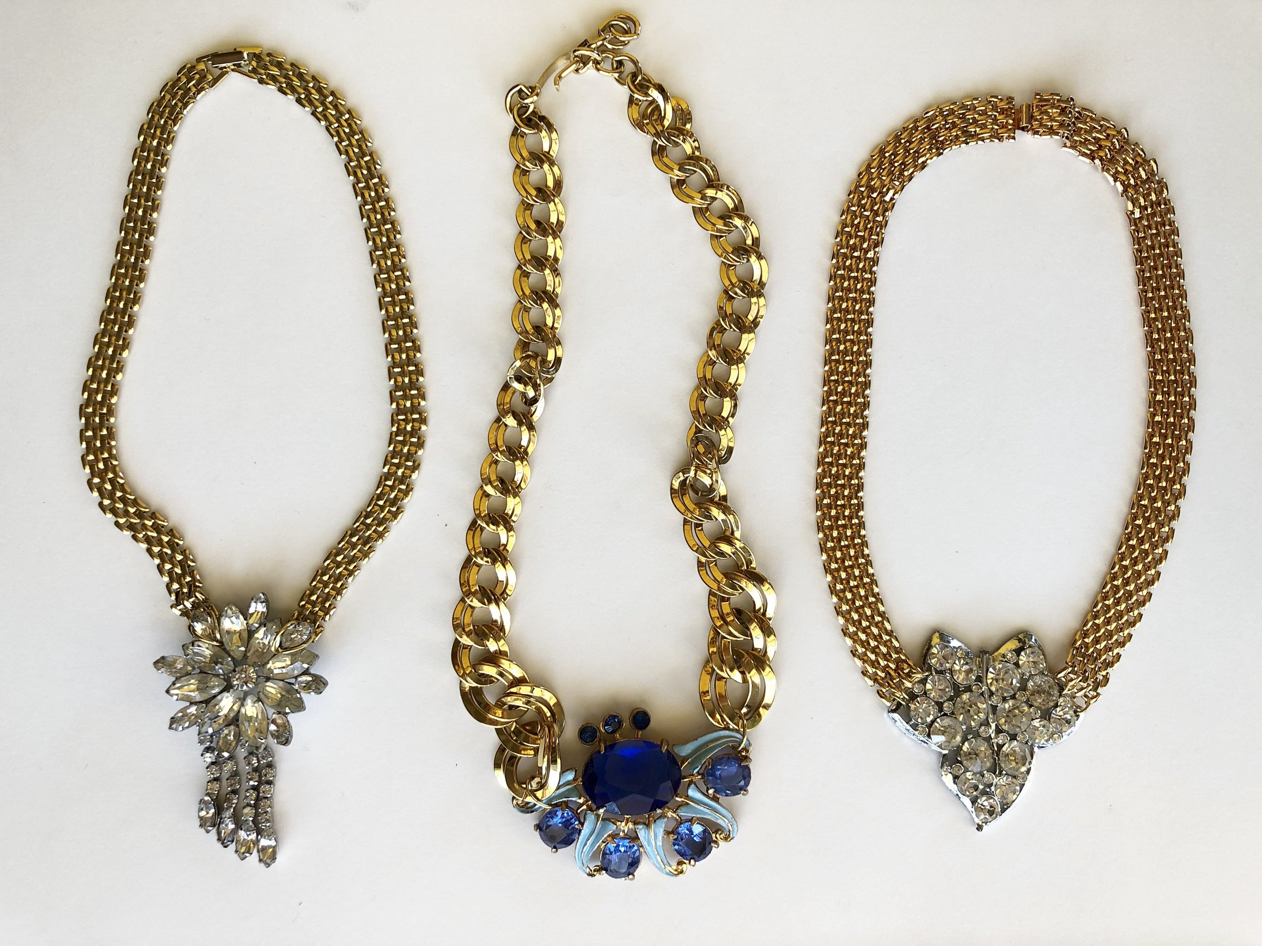 One of a Kind Statement Necklaces