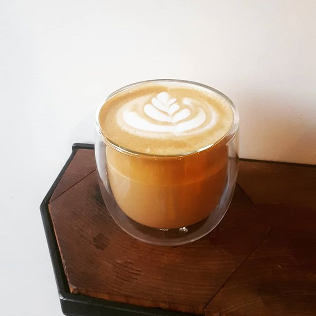 Come join us tomorrow from 11am-1pm and try a free sample of our new horchata latté!