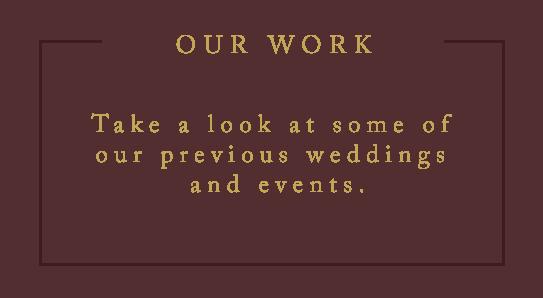 Our Work   Seattle Wedding Planner