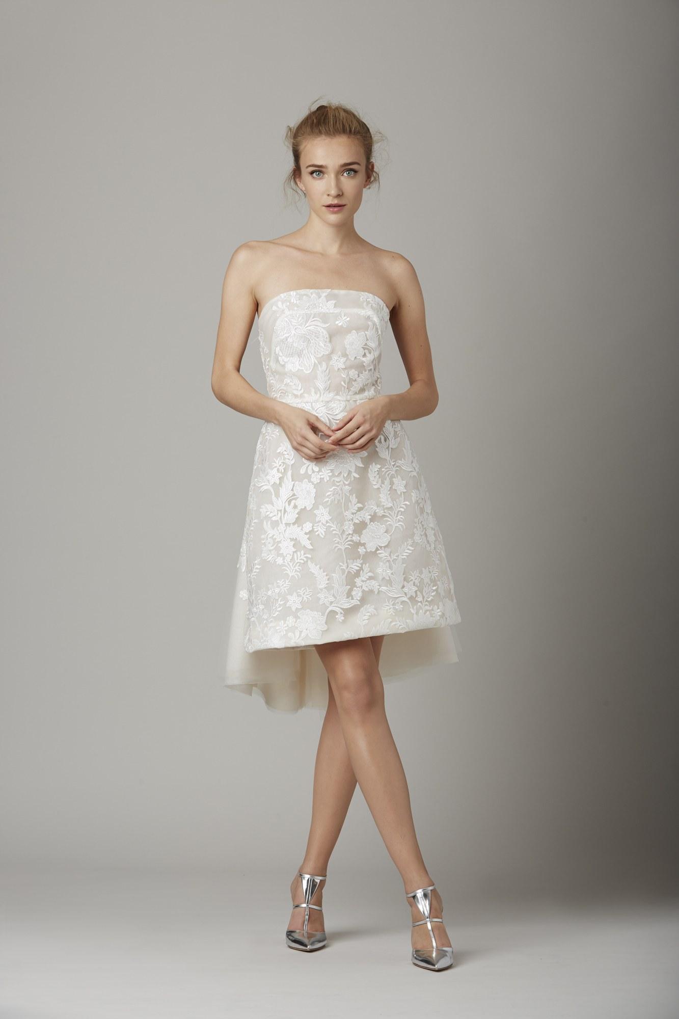 Lela Rose  Reception Dress