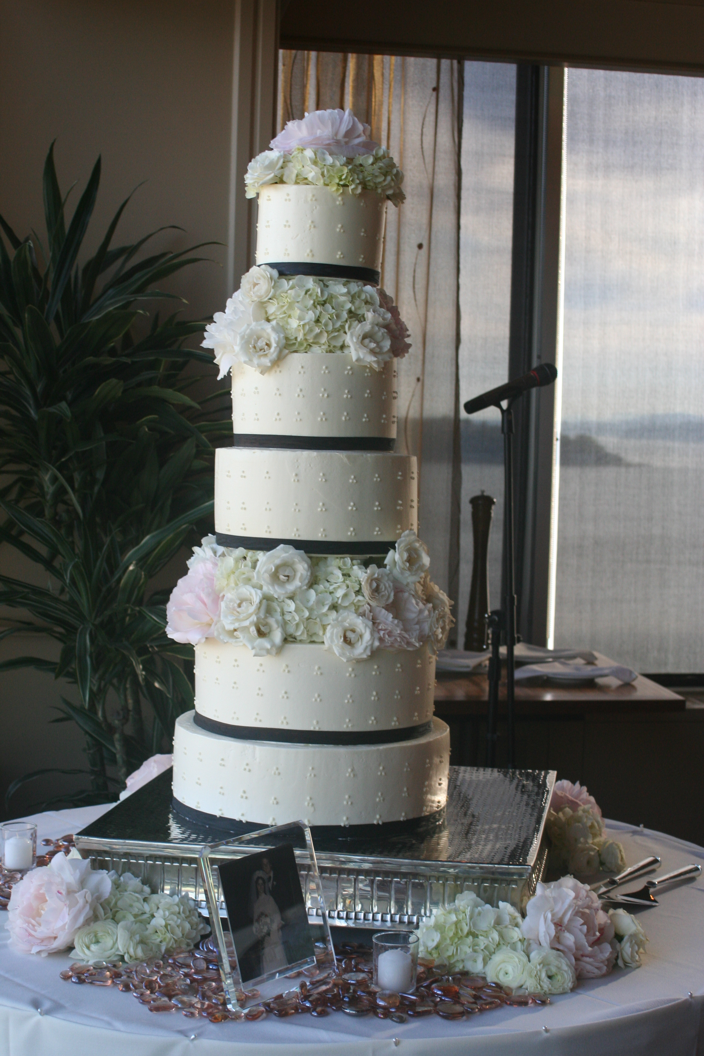 Cake by Gayle Orth Catering