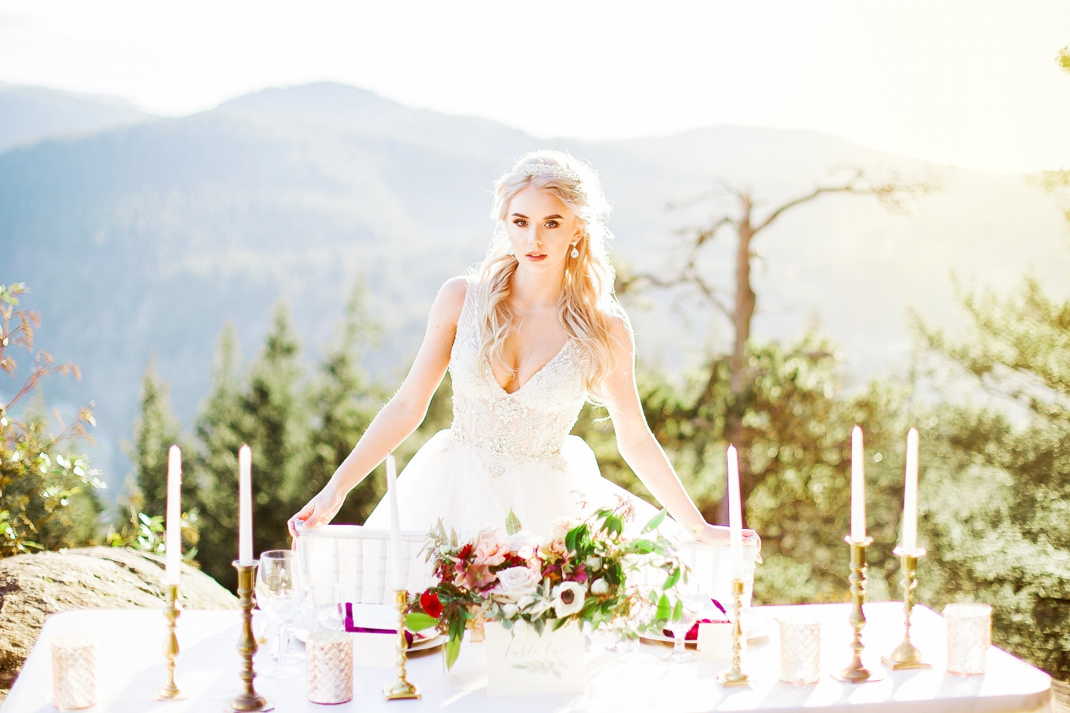 Styled Shoot Featured on Wedding Chicks