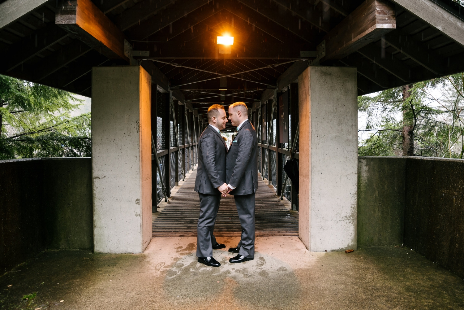 Salish Lodge Wedding Featured on Equally Wed