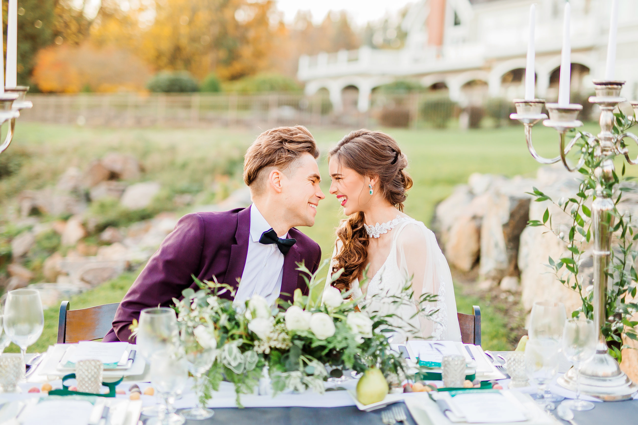 Styled Shoot Featured on Pacific Coast Weddings