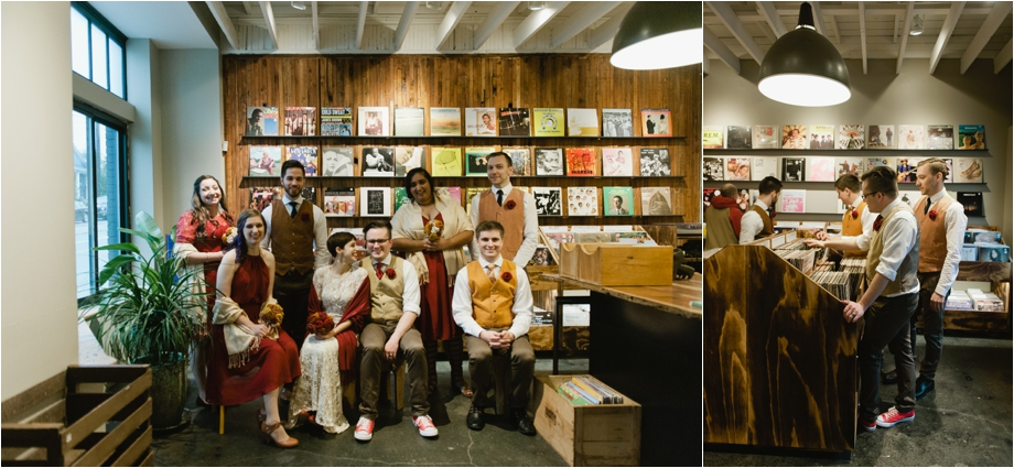 23 record store wedding.jpg