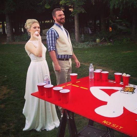 Elegant Affairs flip cup