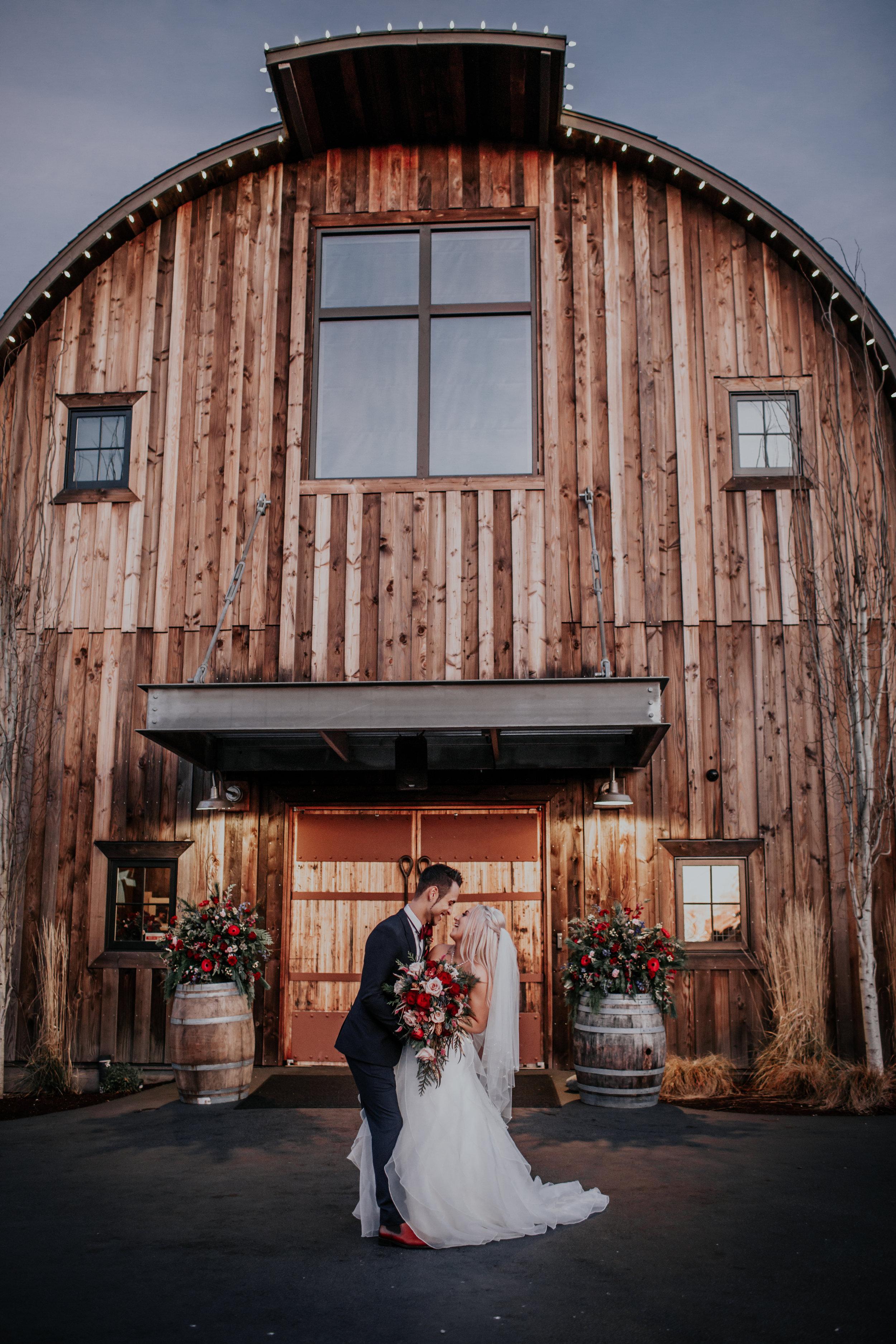 Seattle real wedding