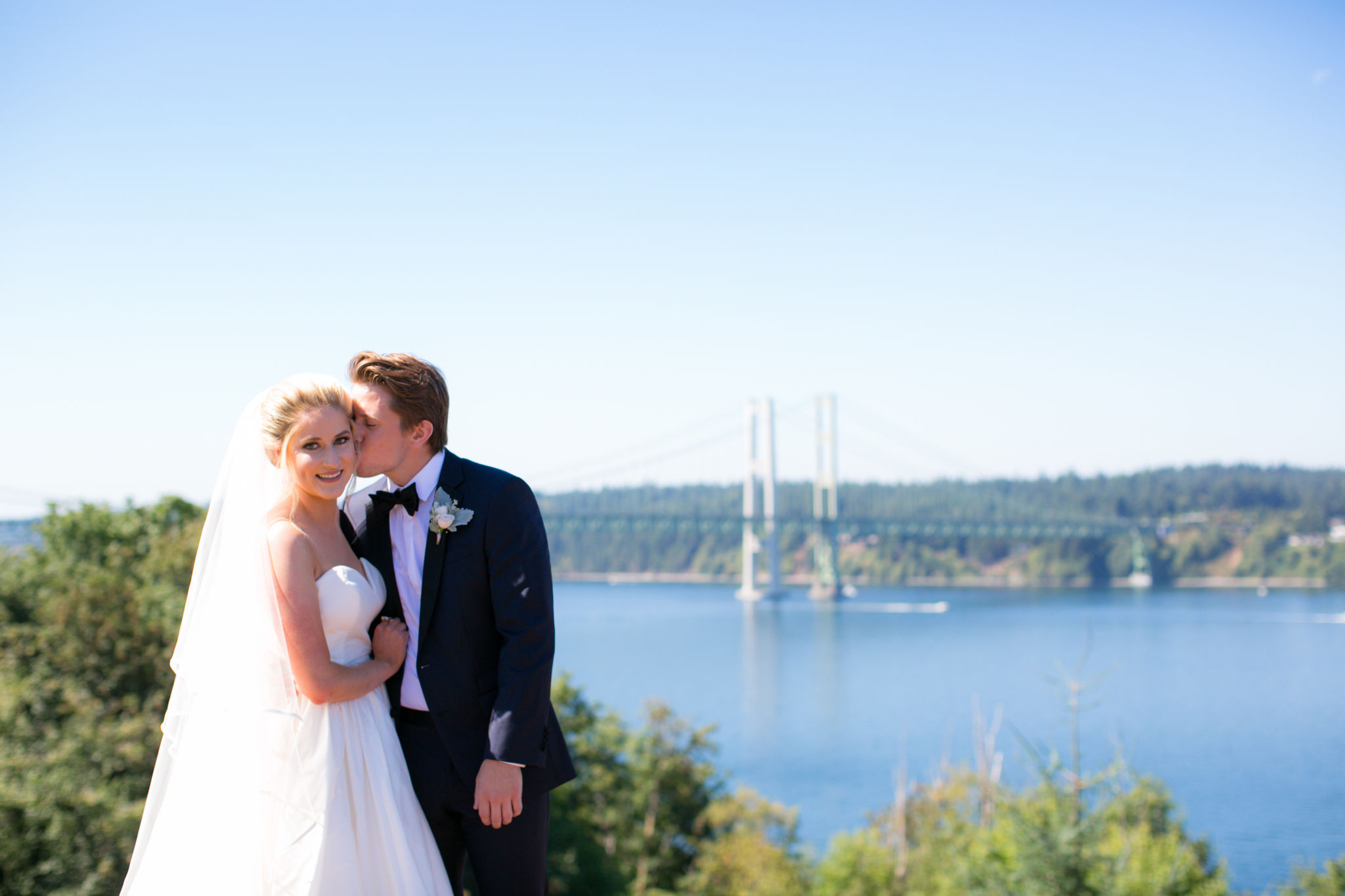 Tacoma Wedding Featured in South Sound Wedding & Event Magazine