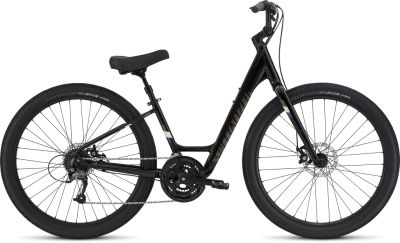 This is the Specialized Roll, the bike that makes up our rental fleet
