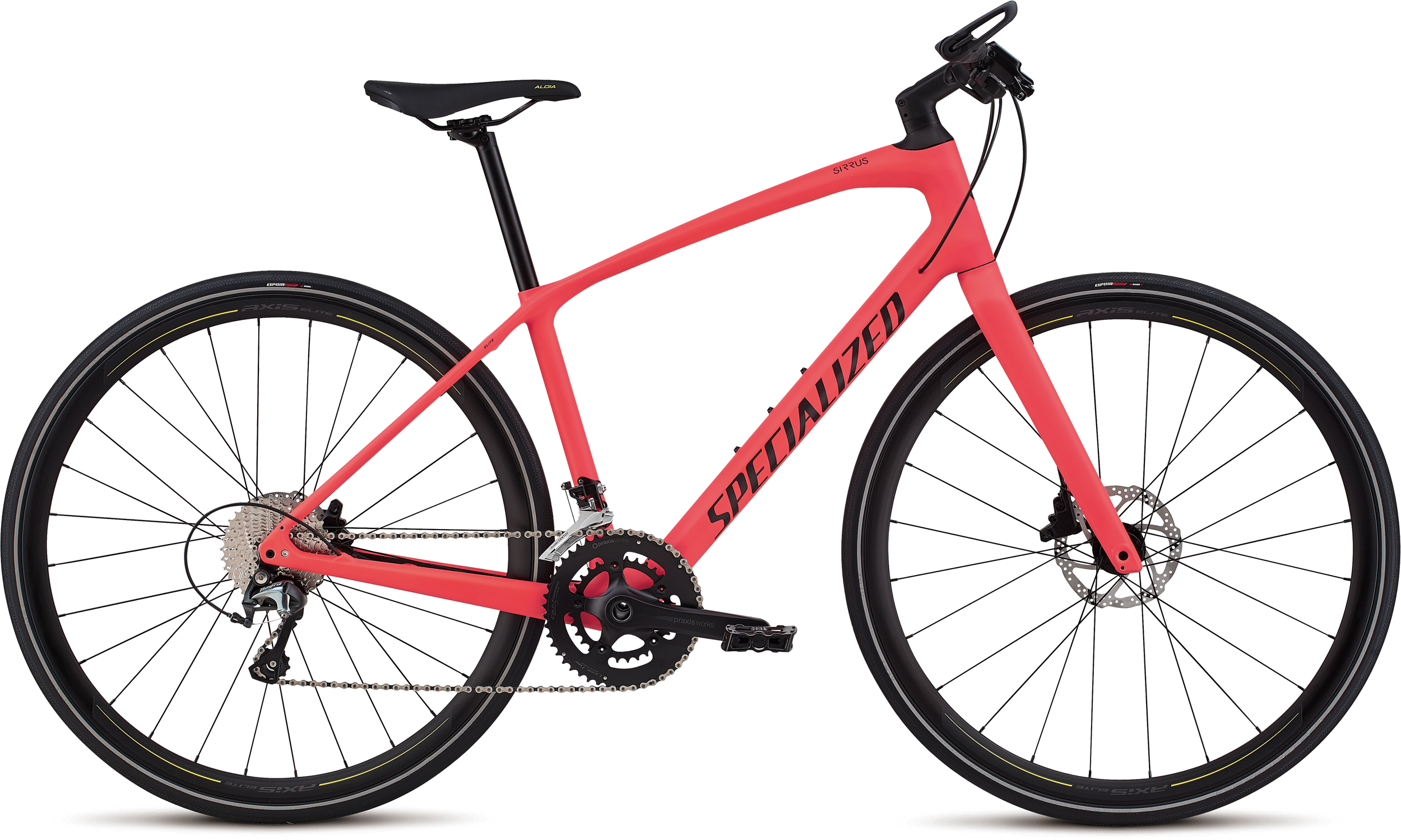 2018 Sirrus carbon starts at $1349