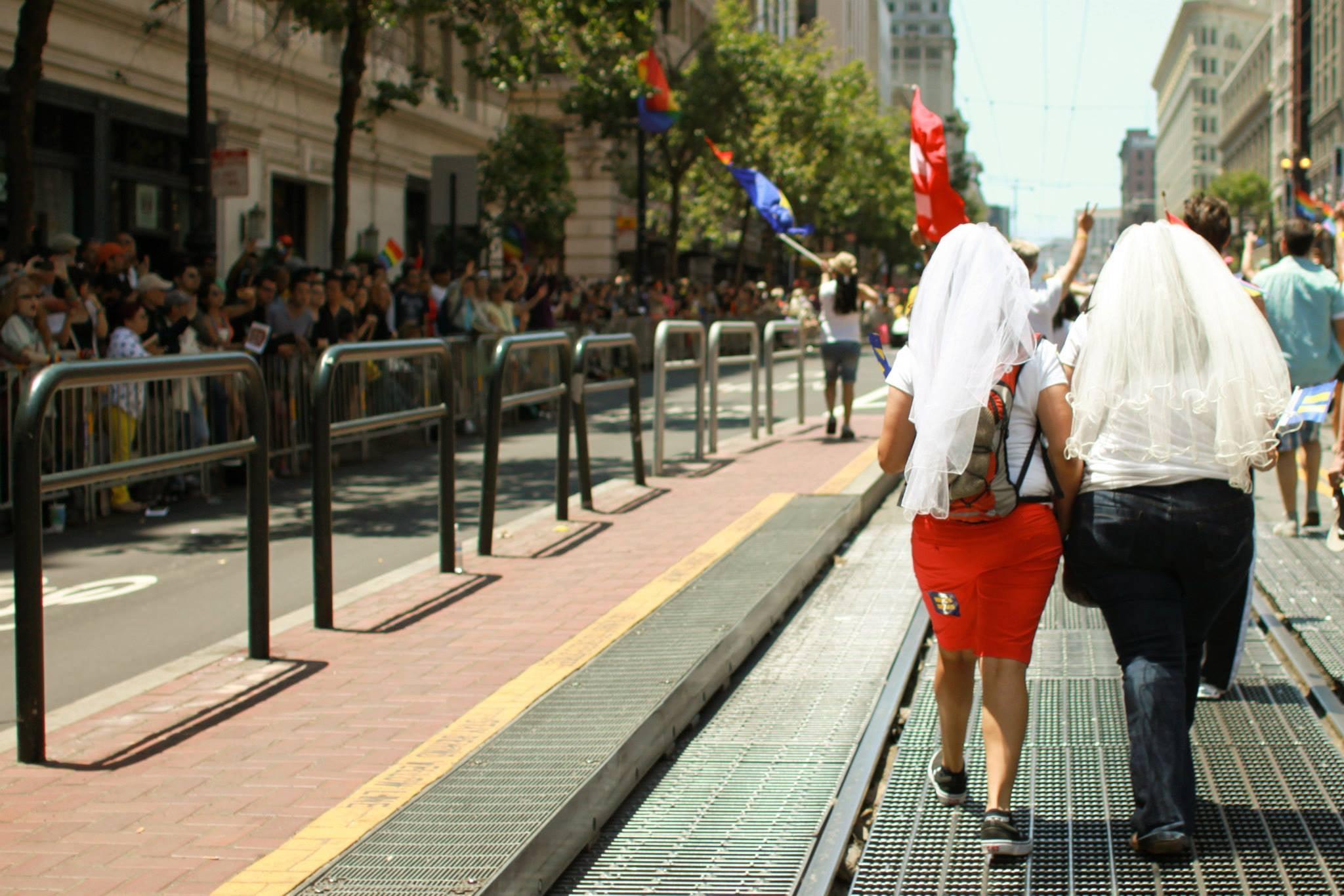 The 2013 San Francisco Pride Parade