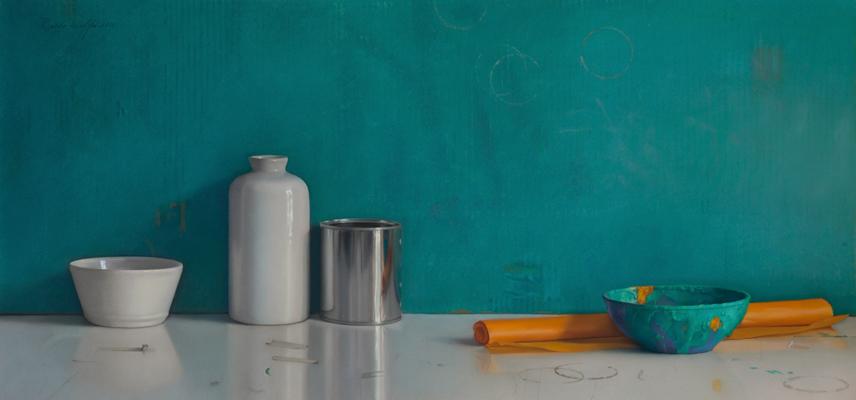 Ricardo Maffei's pastels