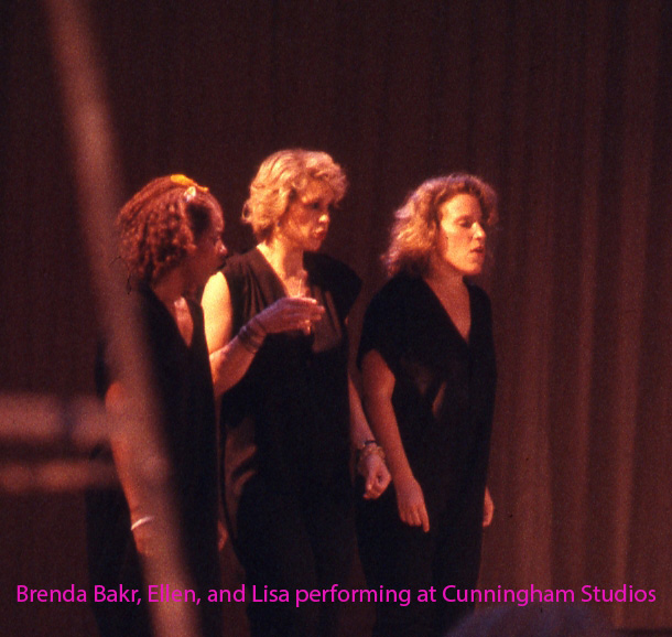 Brenda Bakr, Ellen Christi, Lisa Sokolov  at Cunningham Studios named.jpg