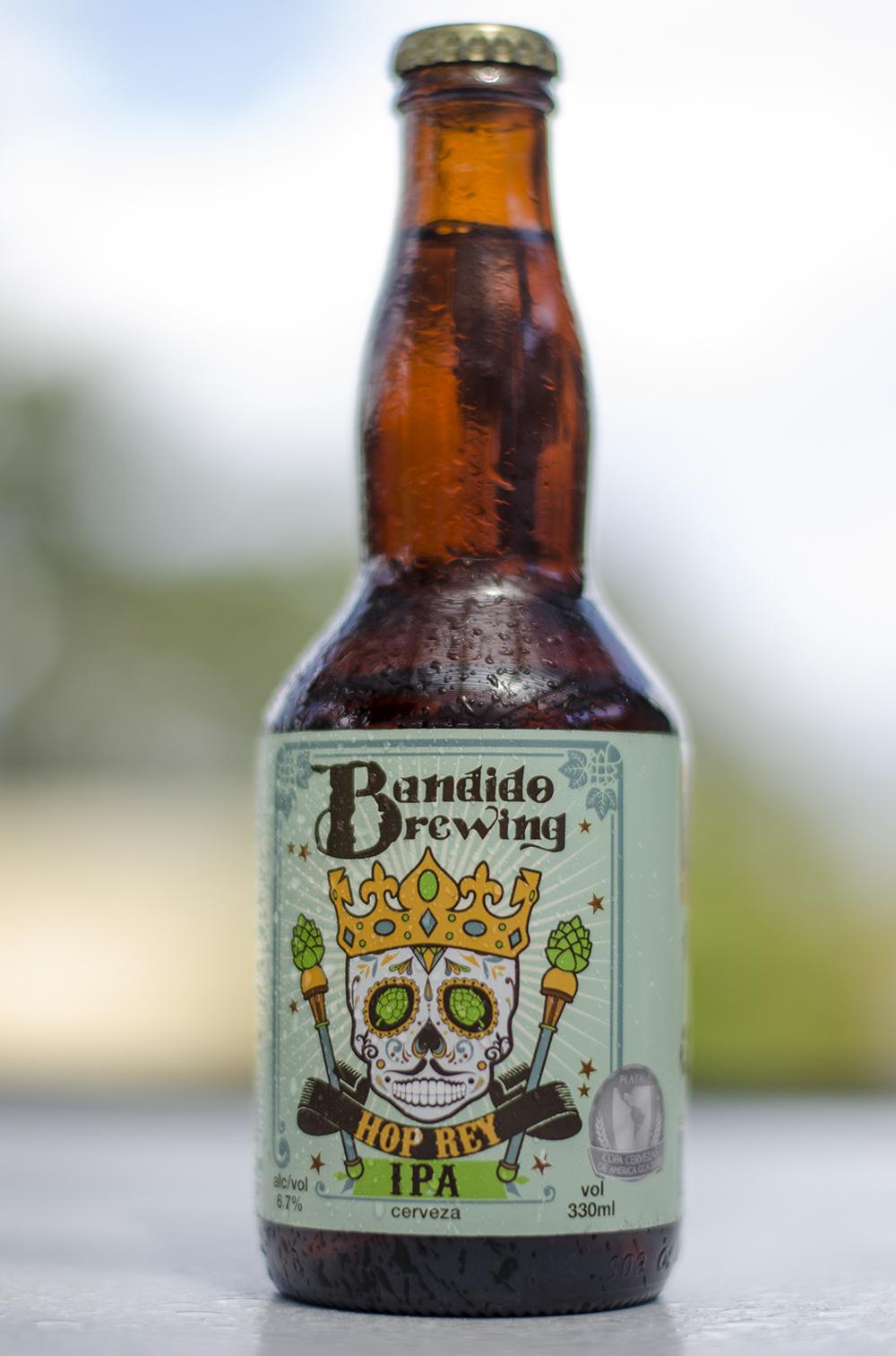 Bandido Brewing  - La Hop Rey  IPA  6,7%