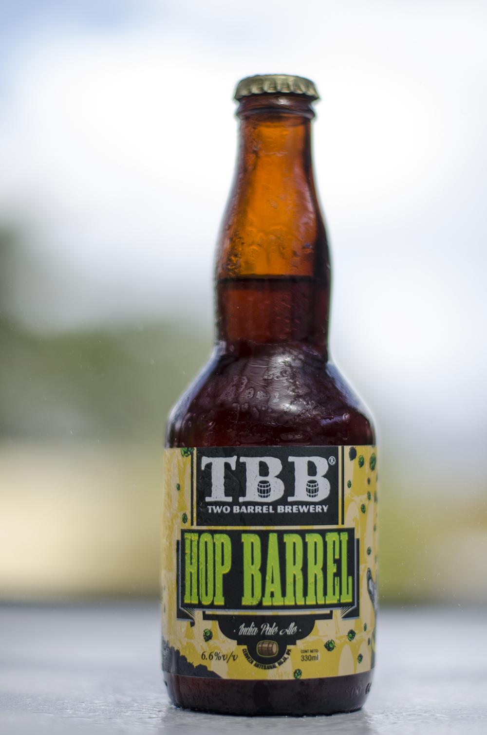 Two Barrel Brewery  - Hop Barrel  IPA  6,6%