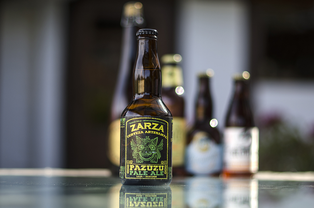 Zarza Brewing  - Pazuzu  Pale Ale  6,2%
