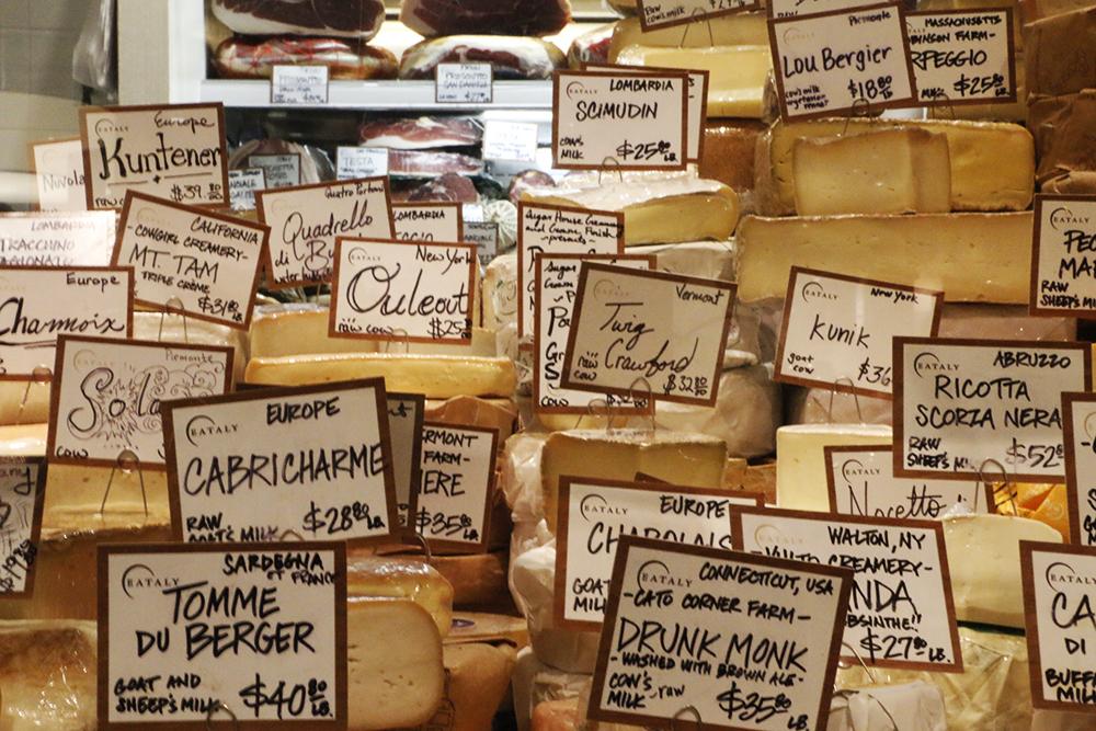 El Bel Paese, en Bocados a la medida - Eataly es el mayor mercado urbano de productos italianos del mundo. Paralelo fue a Nueva York a visitarlo. Más.