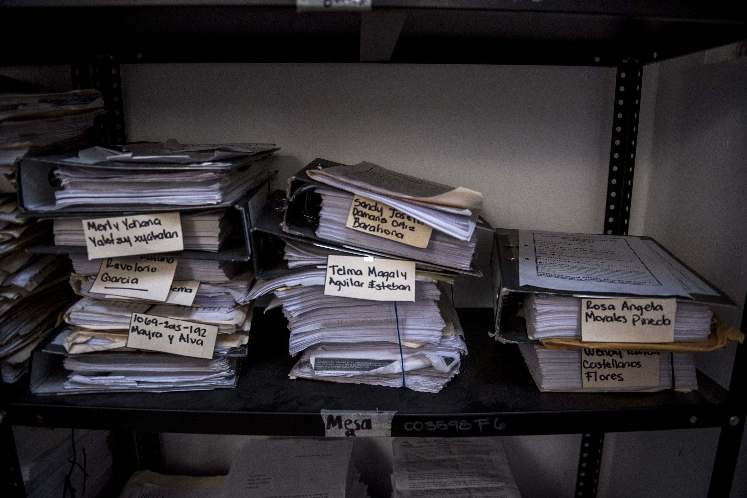 Documentos, El Salvador - pandillas