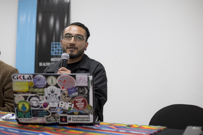 Gabriel Buitrón - Activismo en quinta marcha.
