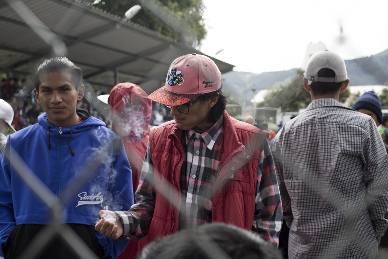 Marcha Marihuana 2019 - rejas