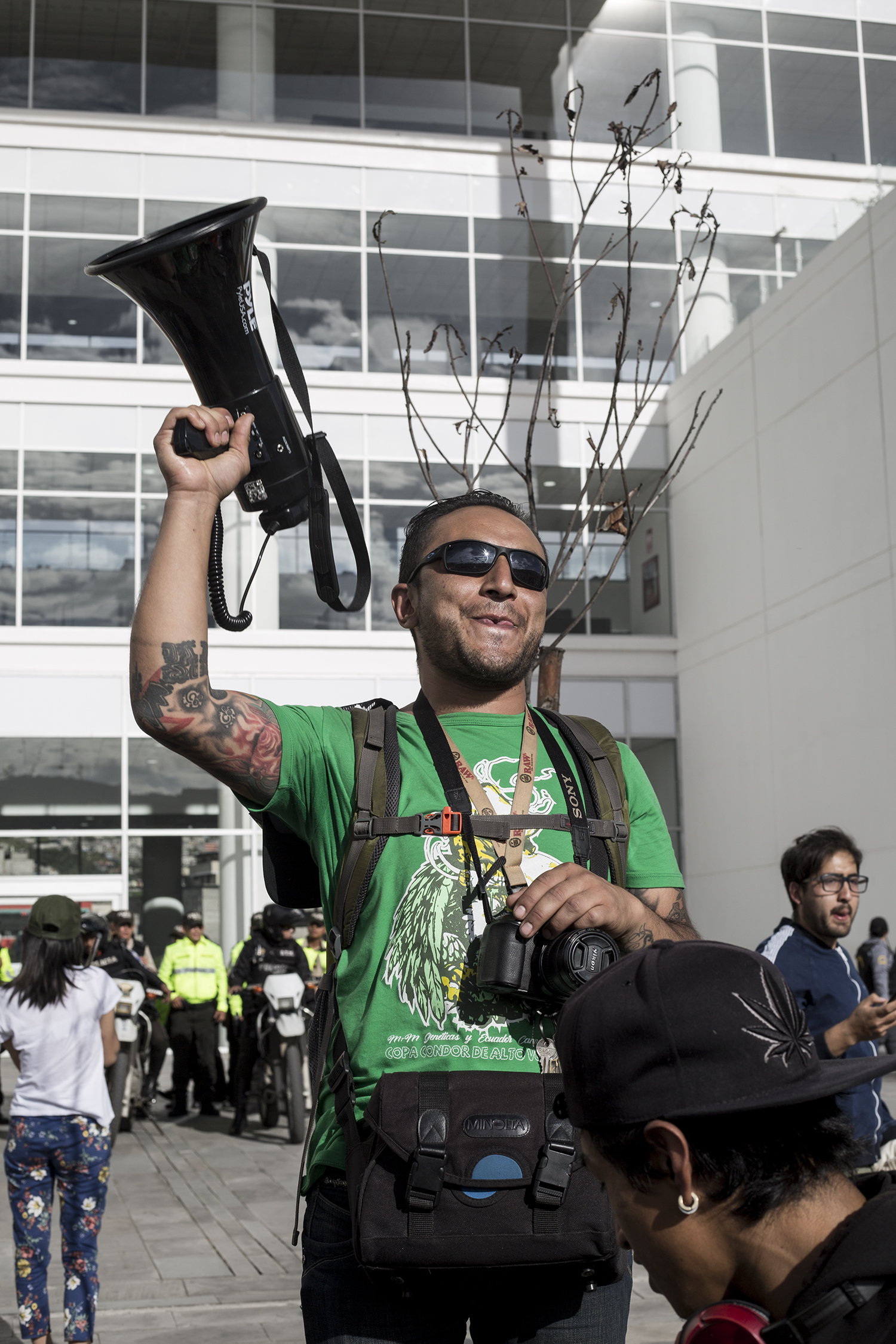 Marcha Marihuana 2019 - Gabriel Buitrón