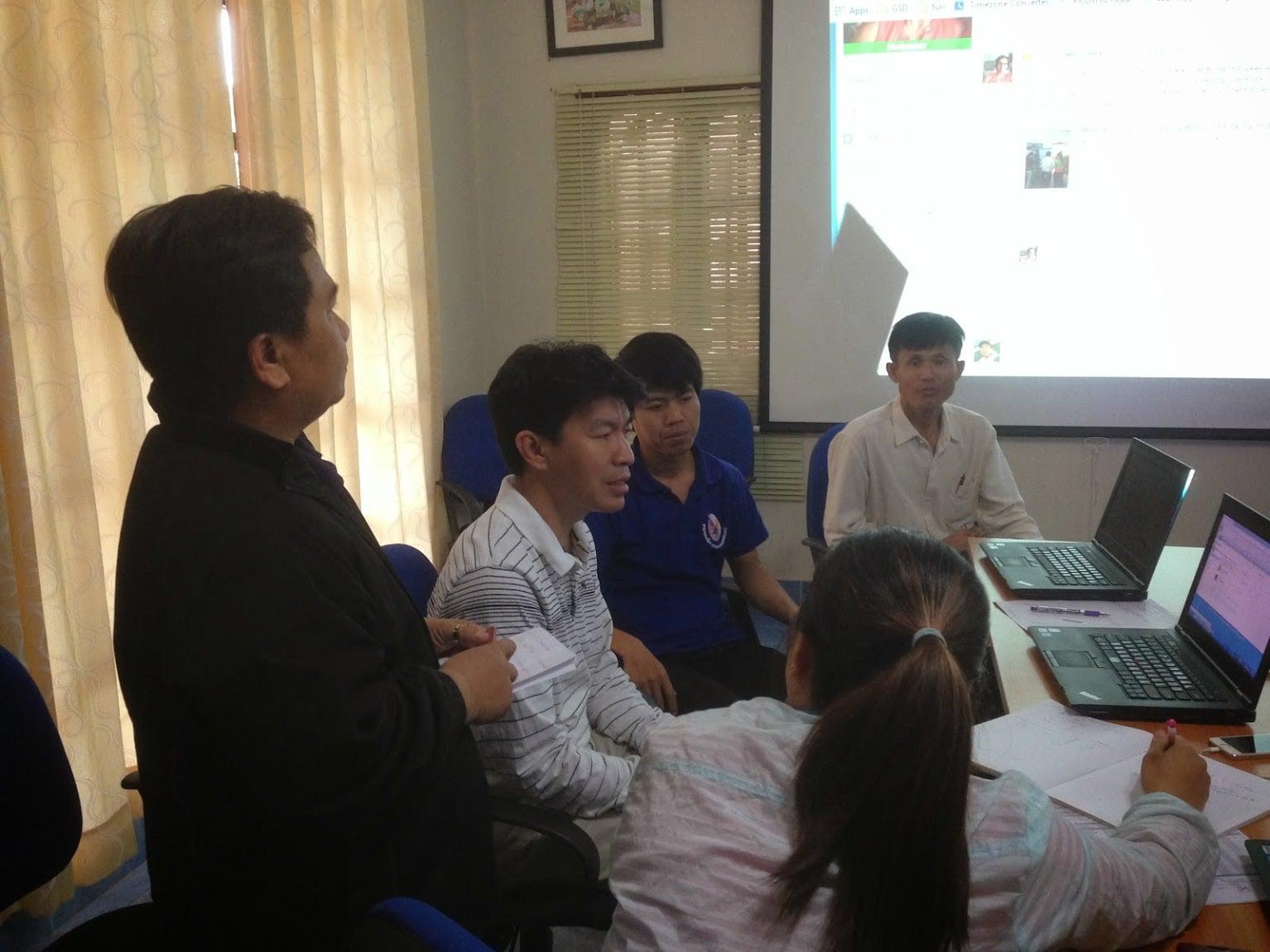 Internal Needs Assessment in Vientiane, Laos