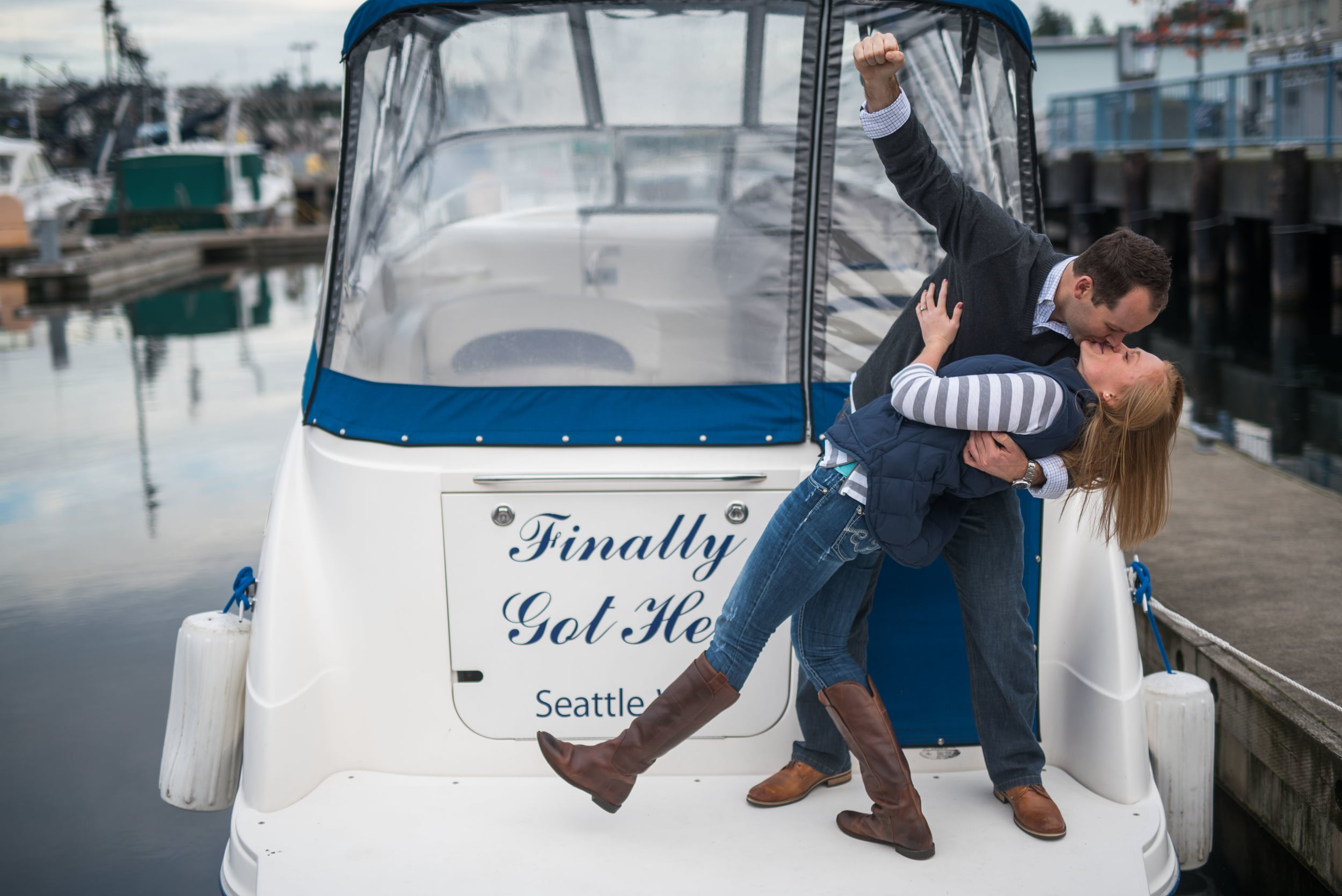 Seattle Engagement Session   Wedding Wise Seattle Planning   Salt and Pine Photography