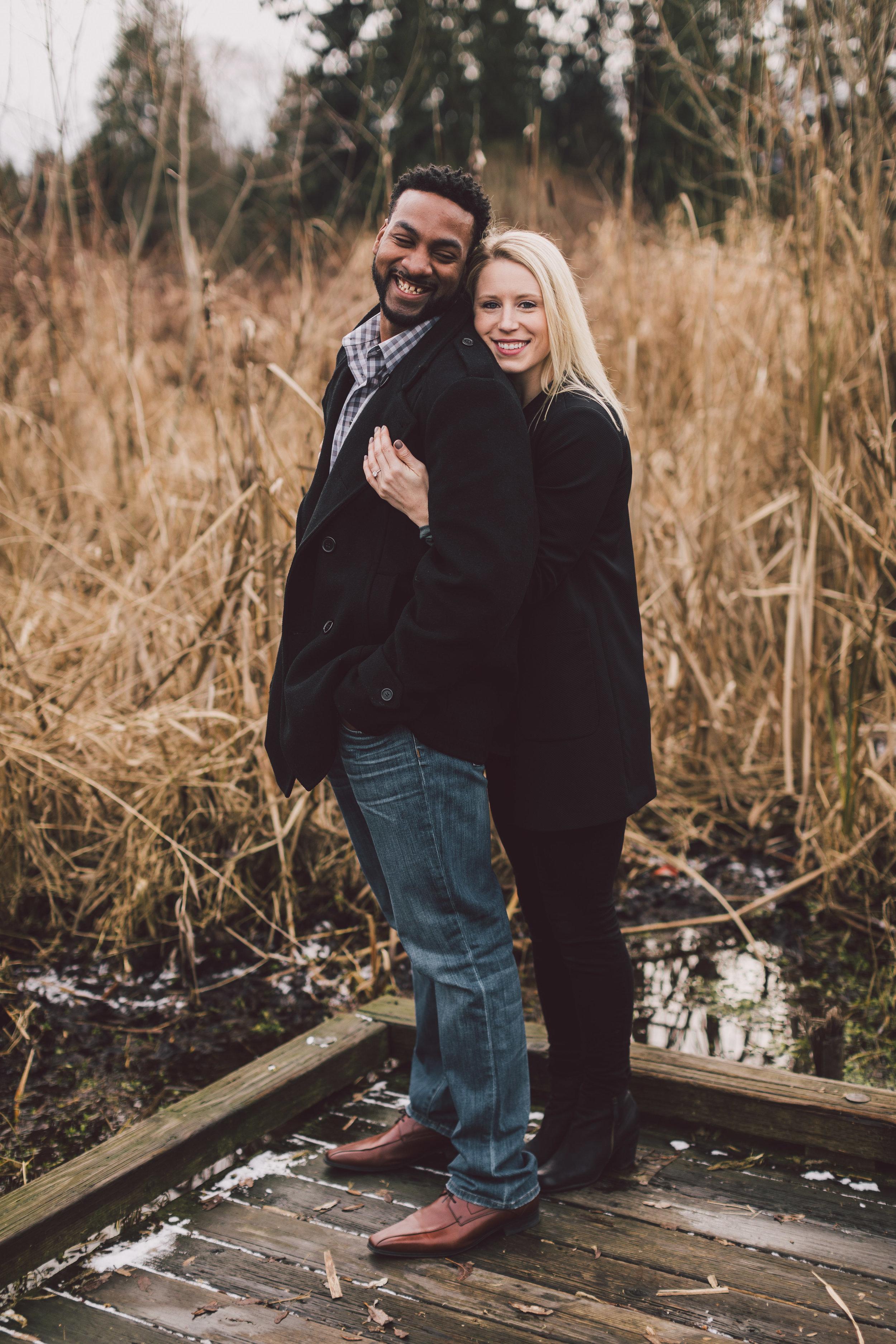 Wedding Planner Seattle | Wedding Wise | Luma Weddings | Seattle Engagement Photos