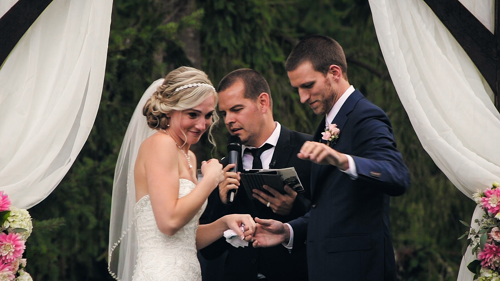 Reasons to Hire a Wedding Videographer | Guest Post by Unified Cinematic | Wedding Wise | Seattle Wedding Planner