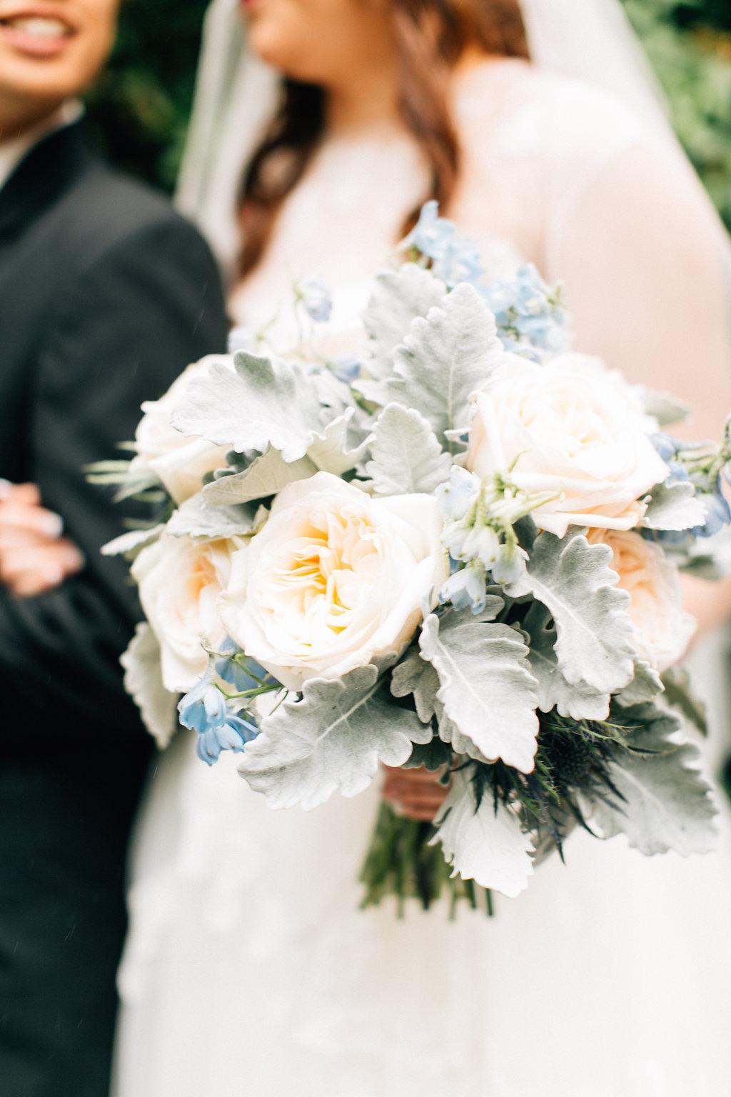Photo ::  Jenna Bechtholt Photography  | Bouquet ::  Bloom