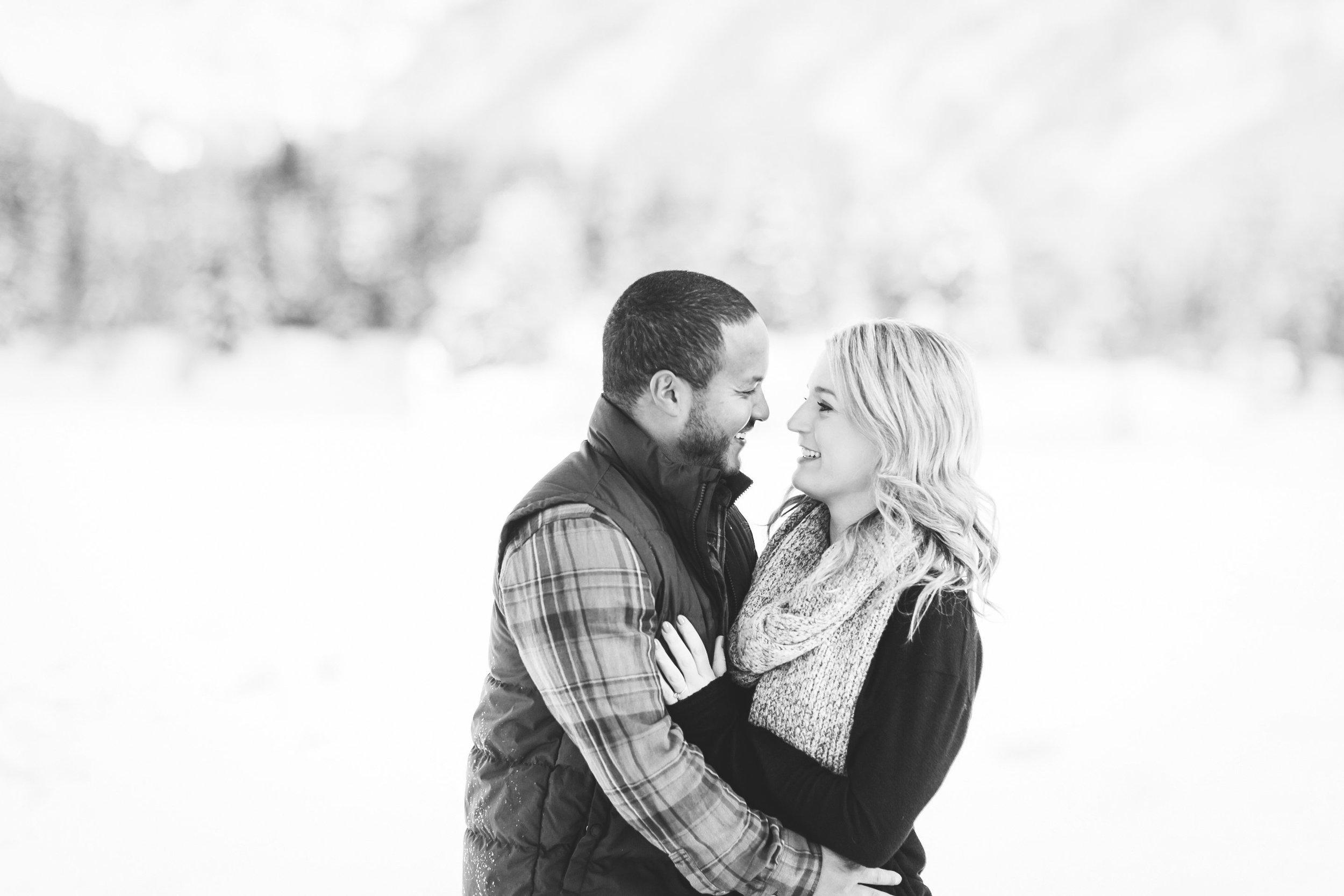 Seattle Engagement Photos | Winter Engagement Photos | Wedding Wise | Seattle Wedding Planner | Rachel Howerton Photography