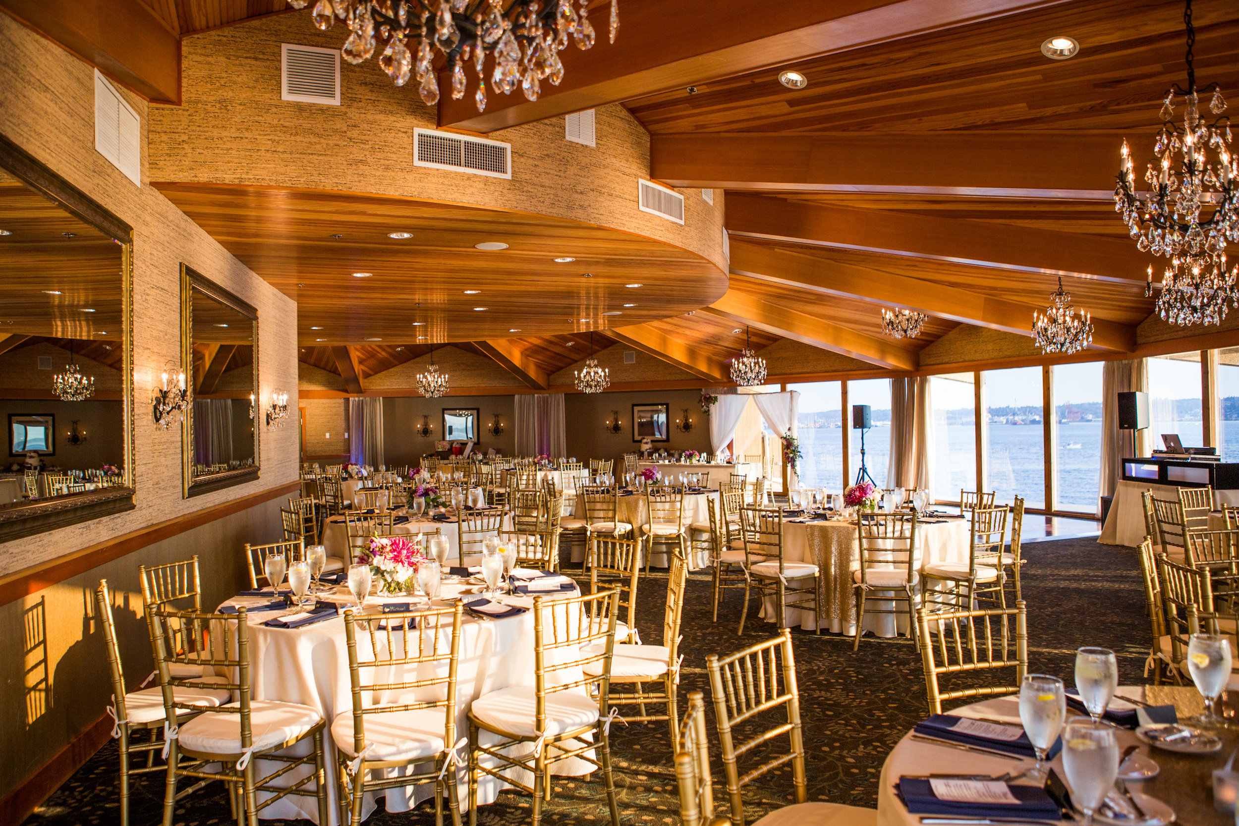 Edgewater Hotel Wedding | Wedding Wise Planning | Seattle Wedding | Ciccarelli Photography