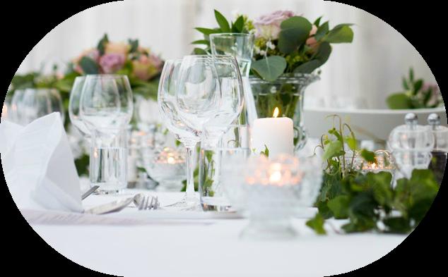 Classic garden wedding centerpieces | Wedding Wise Seattle Planning