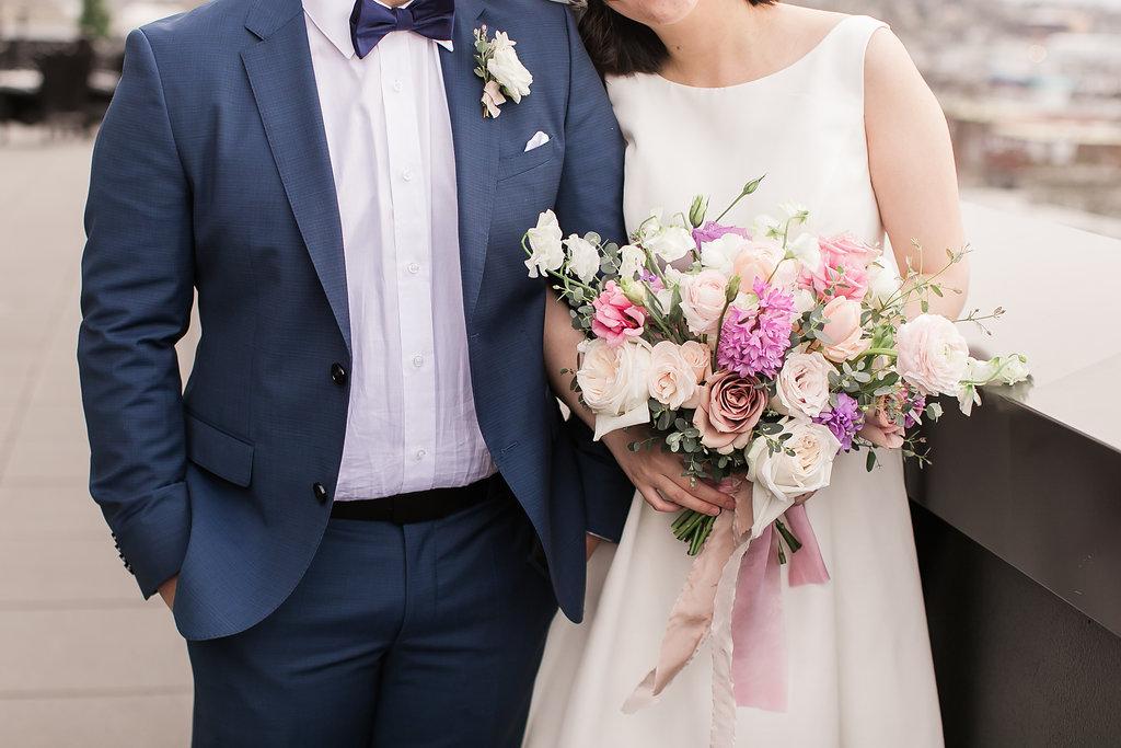 Olympic Rooftop Pavilion wedding  | Seattle wedding | Wedding Wise | Lloyd Photographers