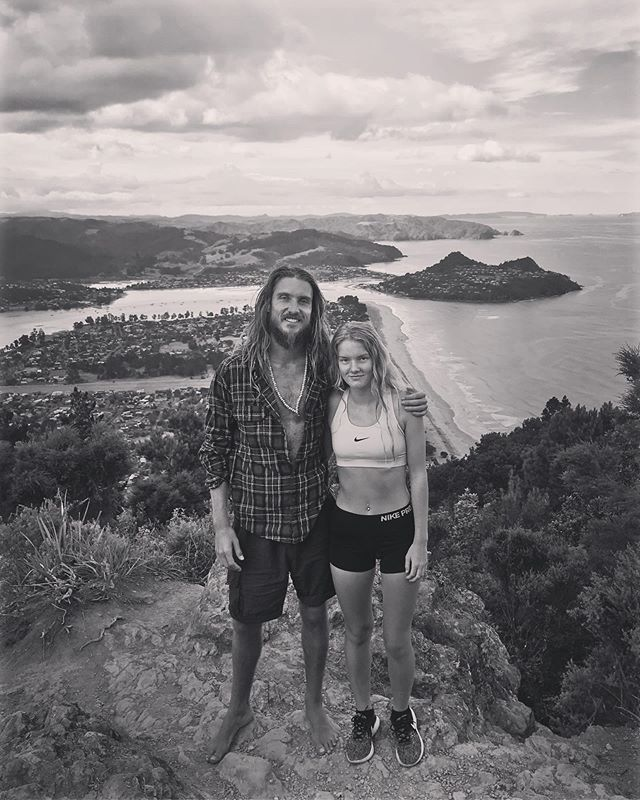 A few days ago my sister took her own life. Cassandra was 17 years old. This photo was from our last Brother Sister adventure up Mount Pauanui. I love you Cass and I'm sending your soul strength and courage for the next chapter of it's journey. Now I am back in New Zealand to be with my family as we move through these challenging times together. The funeral is tomorrow at 1pm in Auckland. If you knew her and would like to say goodbye, please get in touch.