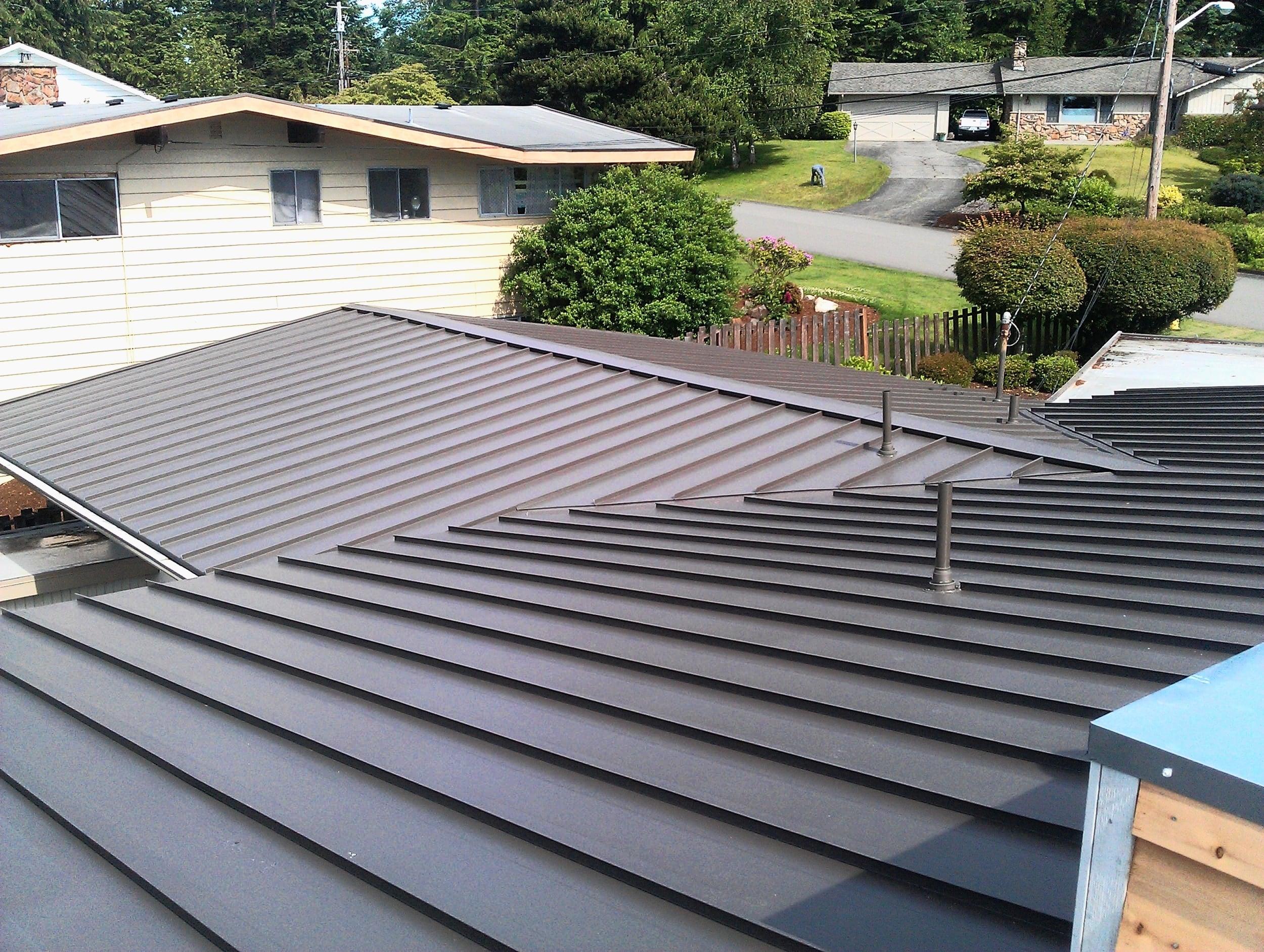 Metal Roof Seattle