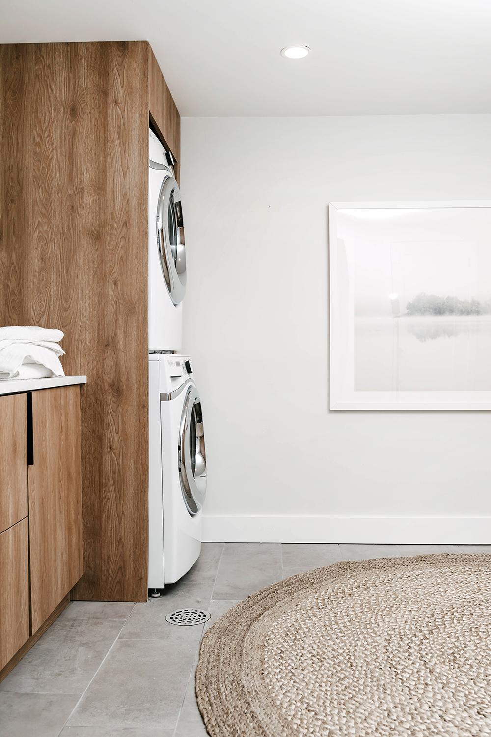 Annabode laundry room renovation