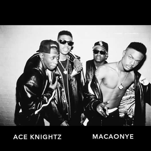 Ace Knightz featuring X Macaronye Jodeci Back Remix