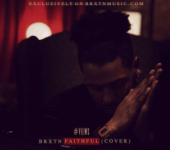 BRXTN Faithful Cover