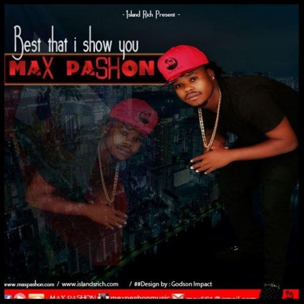 Max Pashon