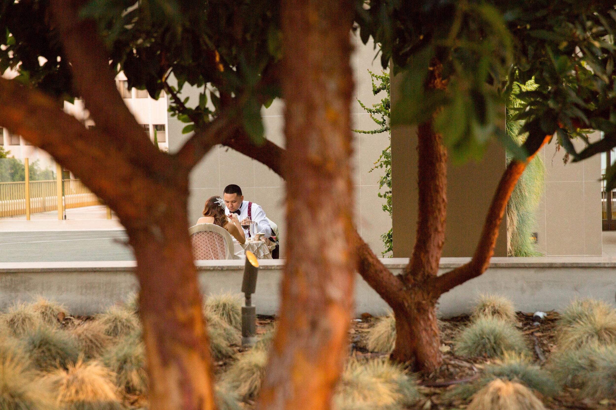 Escaping Wedding Day Fuss