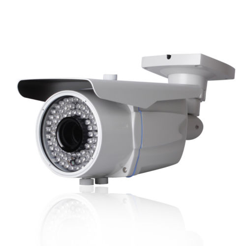 Bullet Camera (Varifocal Lens)