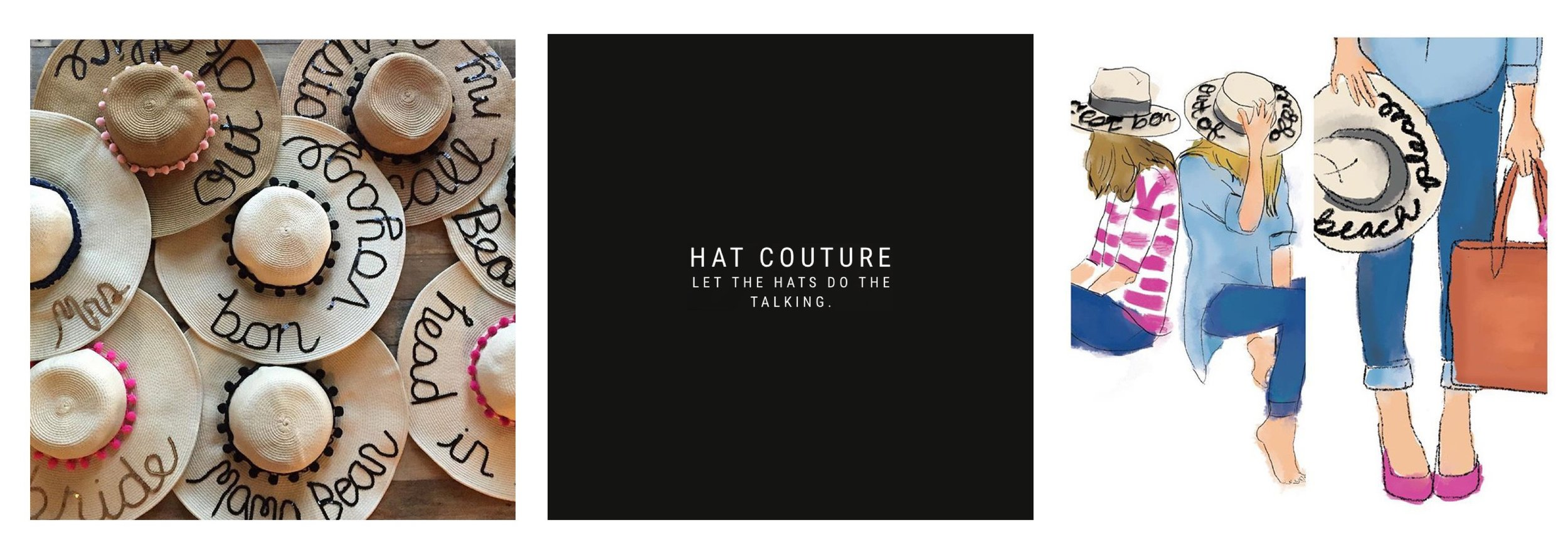 Save 15% on your pre-made or custom hat at ShopHatCouture.com with code CYBER16