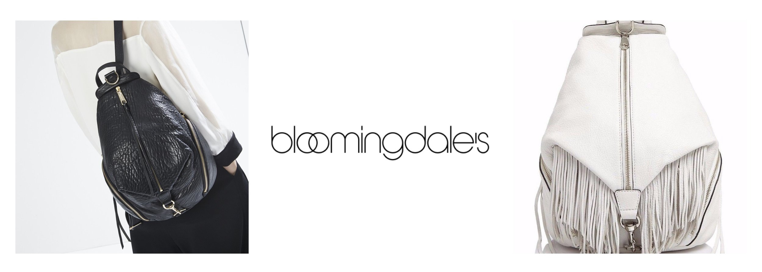 Save 25% off at Bloomingdales.com on select regular & sale priced items Featured: Rebecca Minkoff Julian Backpack, now $221