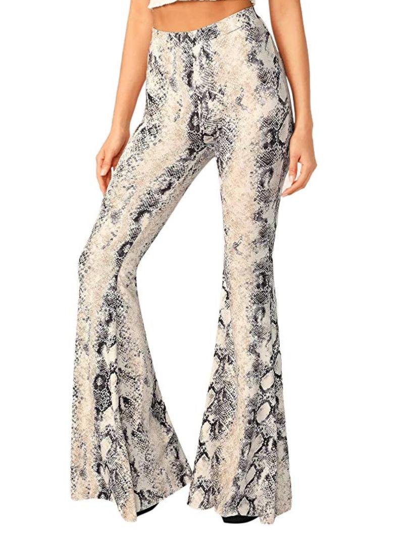 Snake Skin Pants - Amazon | $15.99