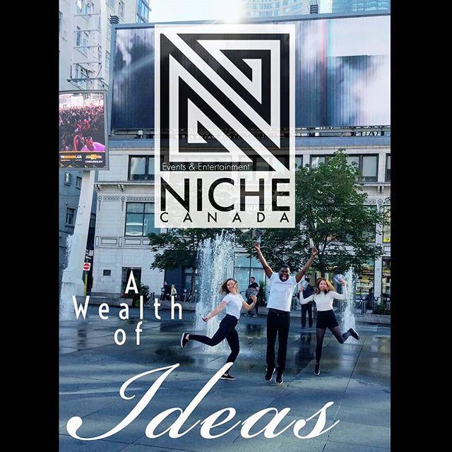 Event: Concepts, Entertainment and Management.  Visit us at  www.ideasbyniche.com