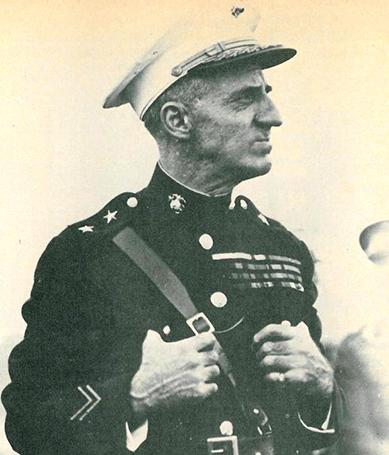 Marine Major General Smedley ButleR