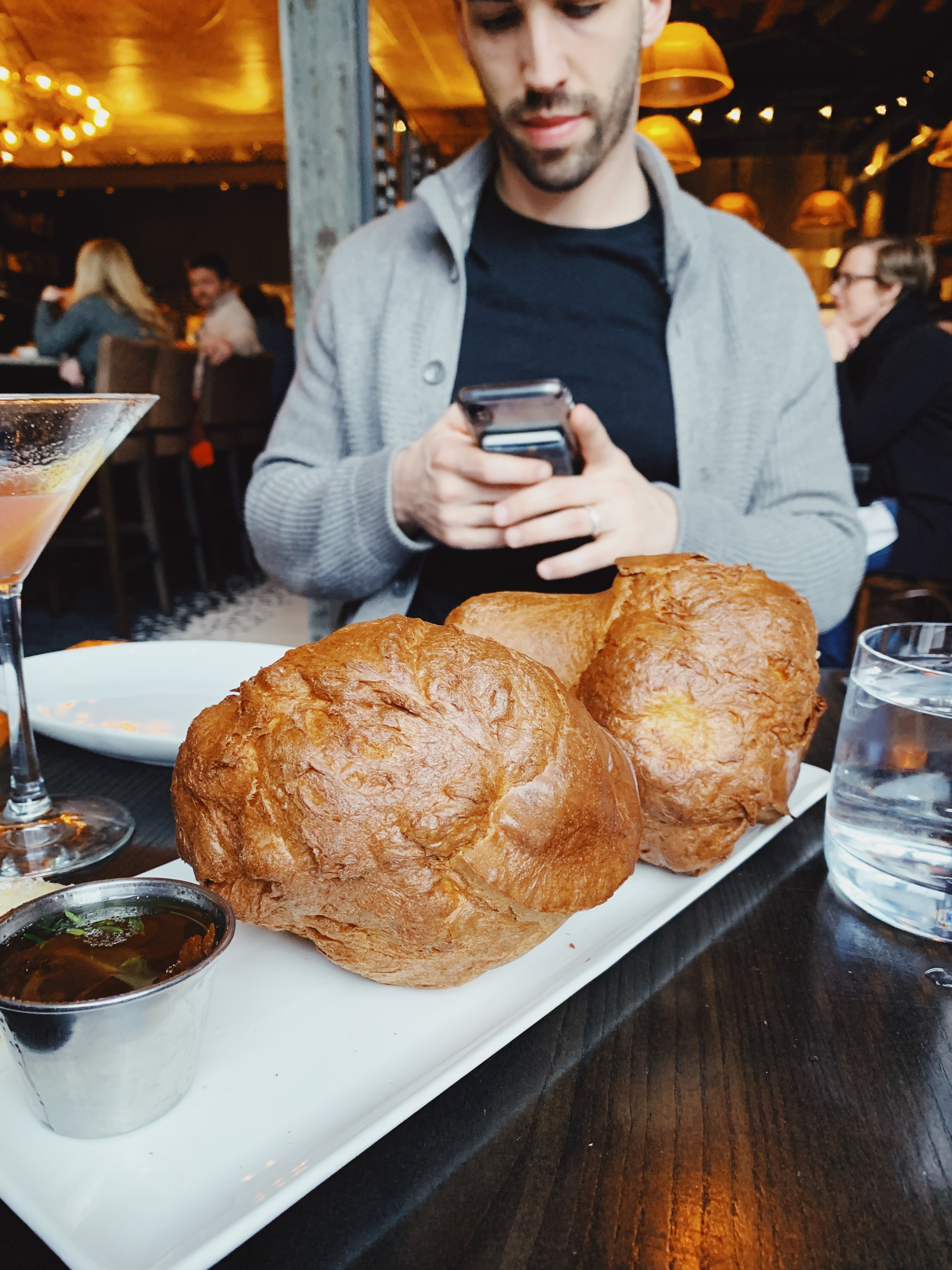 brian LOVES popovers